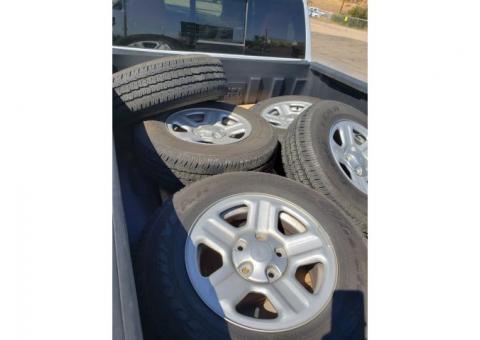 Tires & Rims FLASH SALE