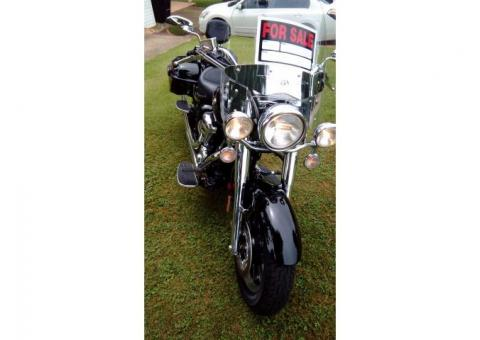 Yamaha road star 1700