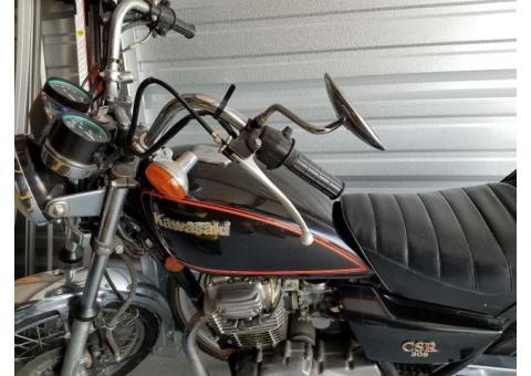Kawasaki 305cc