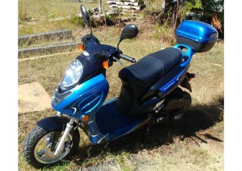 2018 Diax Challenger 150cc Scooter