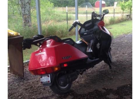 2007 Honda Helix Scooter