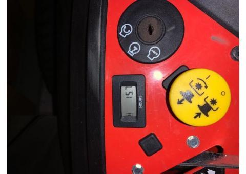 Ariens Edge 42 Inch ZTR Mower