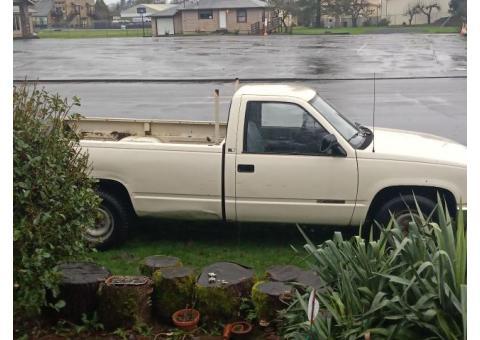 1989 chevy 25000