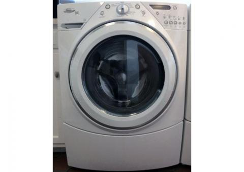Whirlpool Duet front load washer and dryer. VERY nice!